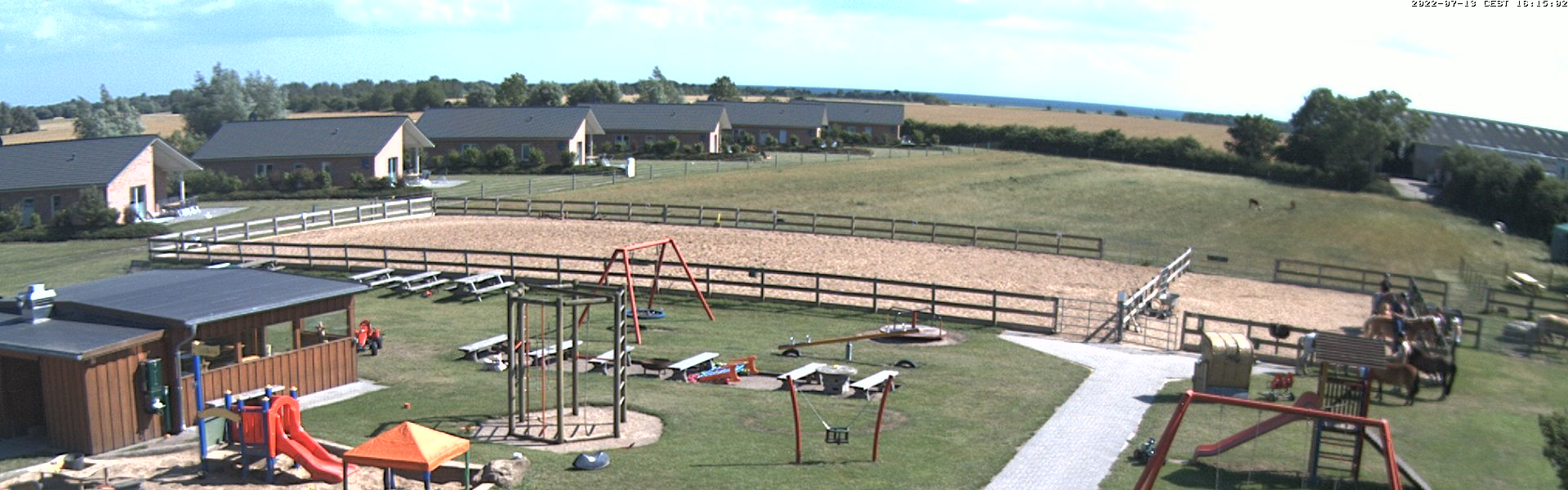 Büdlfarm Webcam